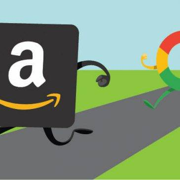 Google Walmart Amazon Inizia A Tremare Scelgozero
